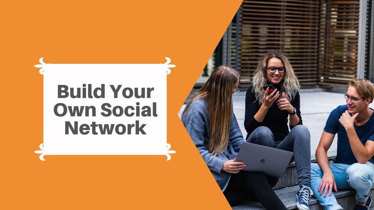 build social network
