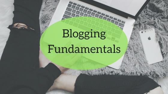 Blogging Fundamentals image