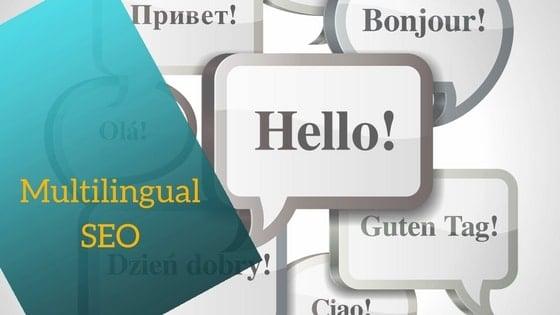 Multilingual SEO image