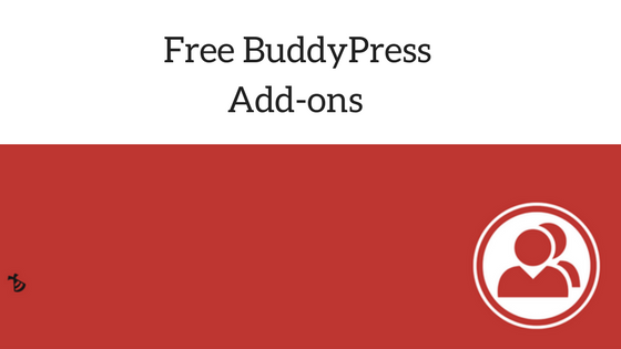 Free BuddyPress Add ons of 2018