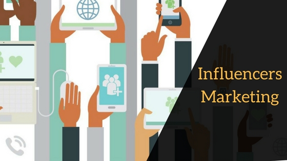 Influencers Marketing image