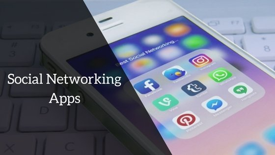 Social Networking Apps image