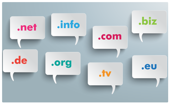 SEO Friendly Domain Name