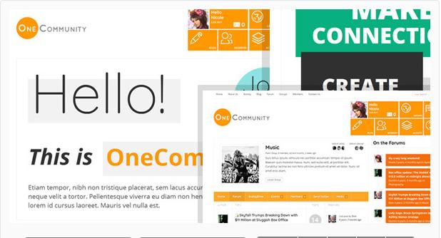 create online community