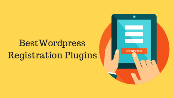 BestWordpress Registration Plugins
