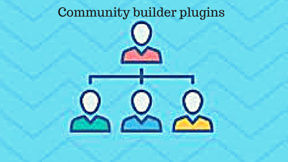 Community builder plugins