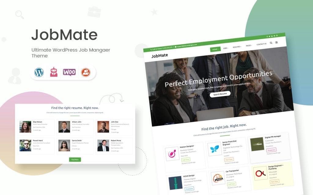 Reign – Job board theme with BuddyPress