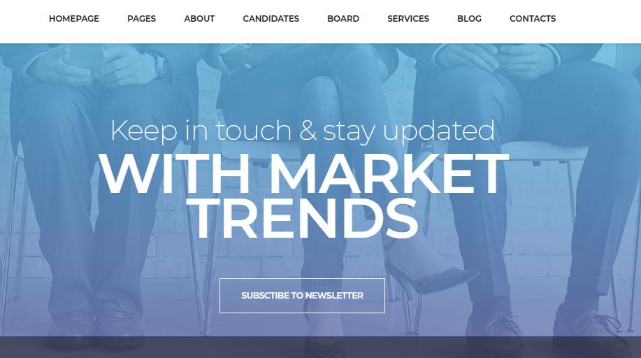Job Board WordPress theme
