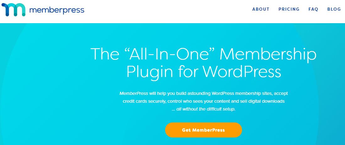 create membership website