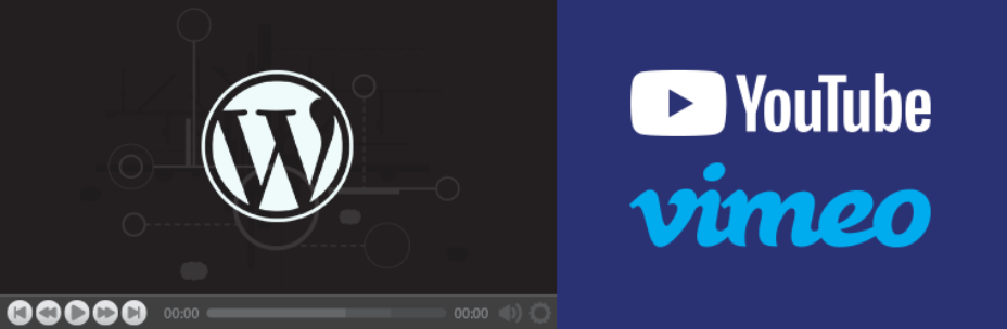 WordPress video player
