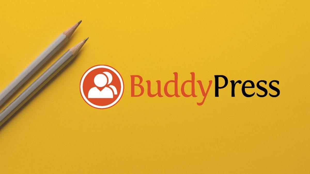 BuddyPress Tutorial