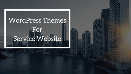 WordPress theme services image