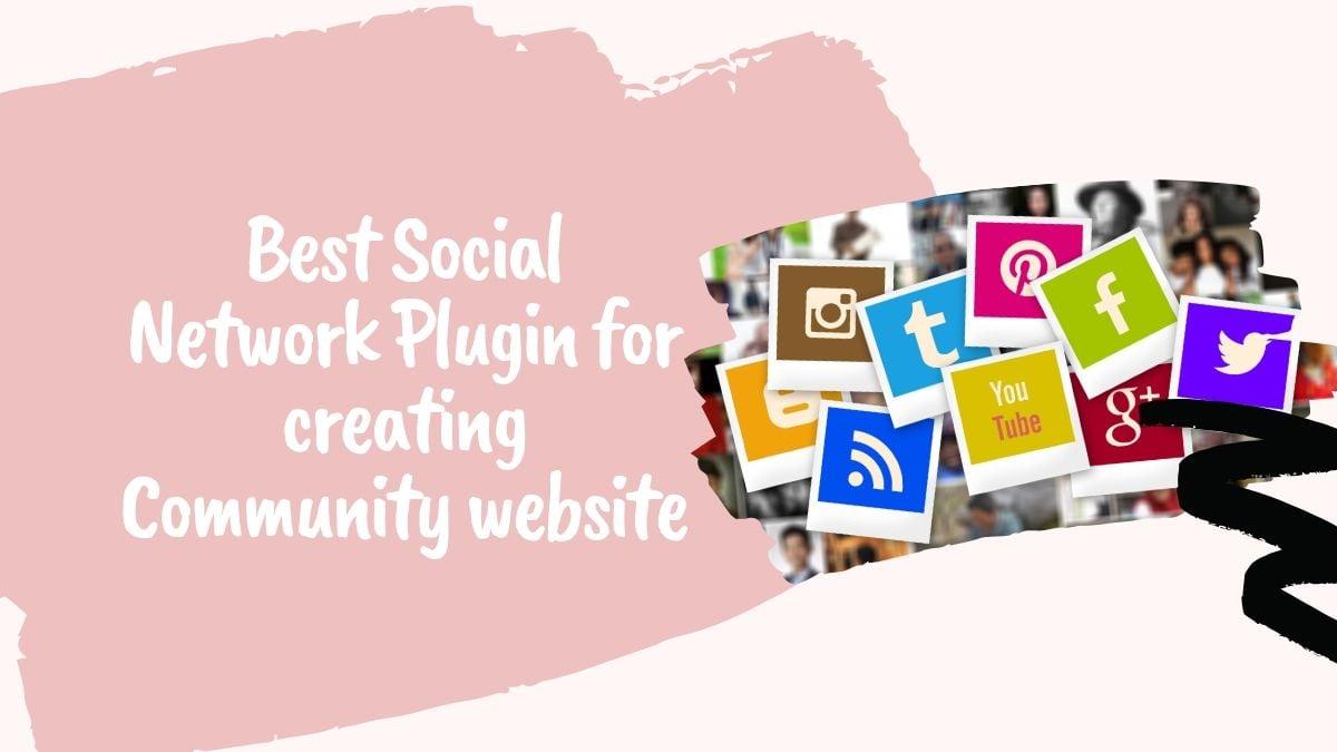 Best social network plugin