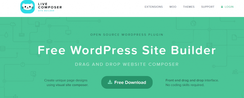 Live Composer, WordPress Page builders
