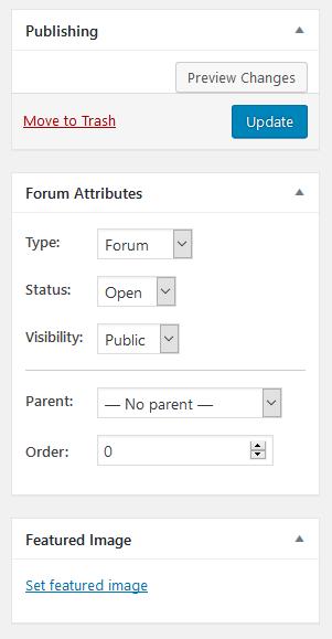 BuddyPress Forums