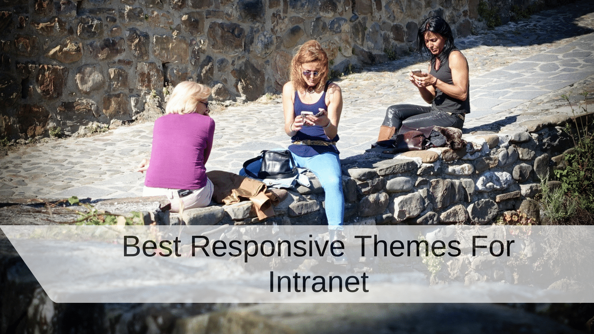 Best Responsive BuddyPress WordPress Themes for intranet