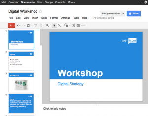Google Drive for Business