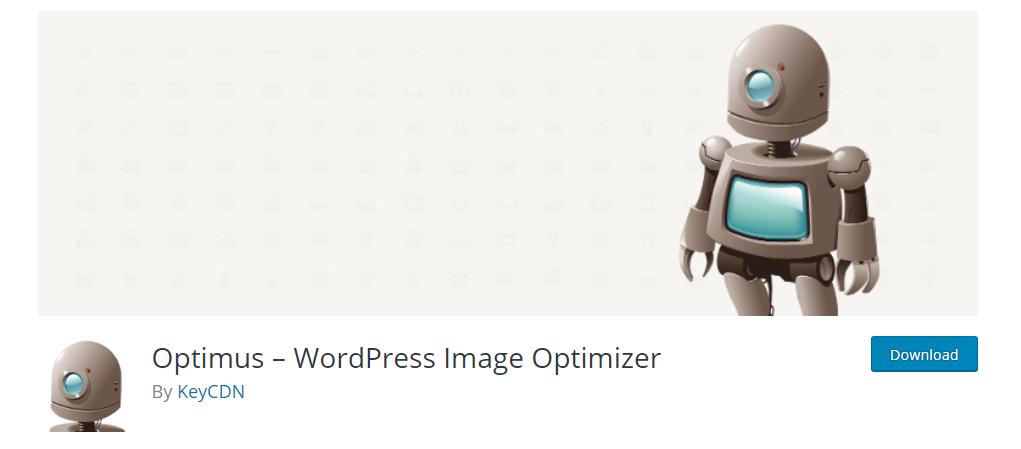 Fast WordPress image loading