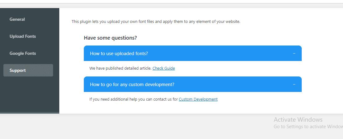 Upload Custom Fonts To WordPress Website