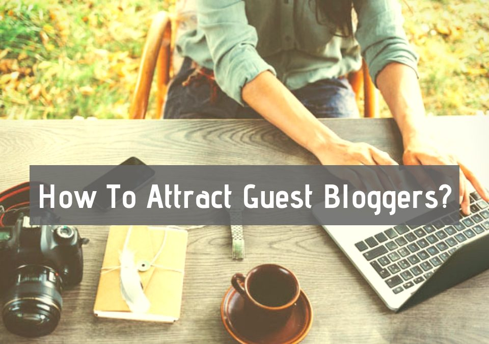 Manage Guest Bloggers