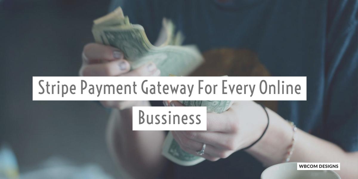Stripe Payment Plugins For WordPress