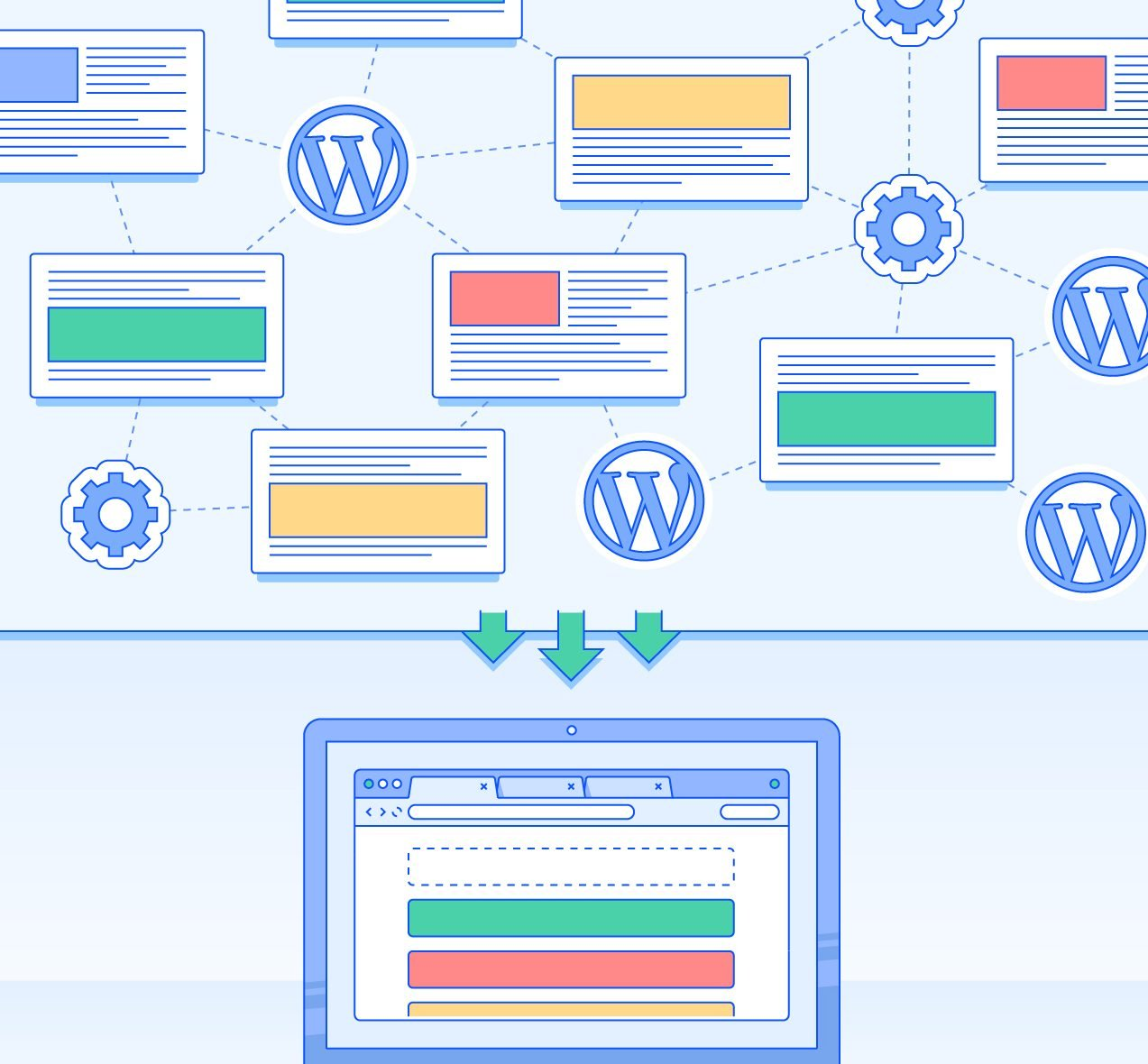 WordPress Enterprise CMS