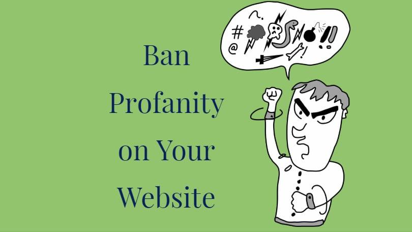 Ban Profanity on Your BuddyPress Website