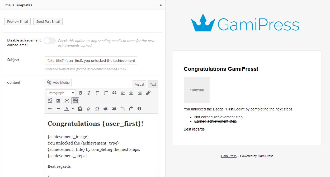 wordpress gamification plugin