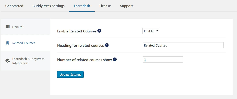 related courses - Wbcom Designs