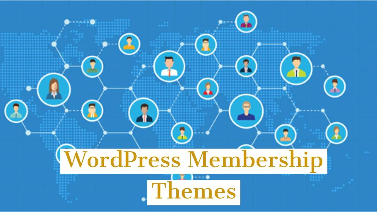 WordPress Membership Themes