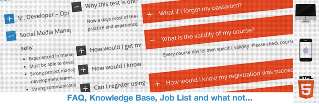 Best WordPress FAQ Plugin