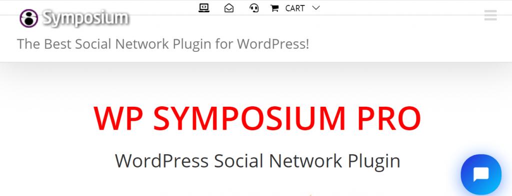 WP Symposium Pro Social Network Plugin