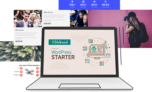 SiteGround And WordPress Hosting