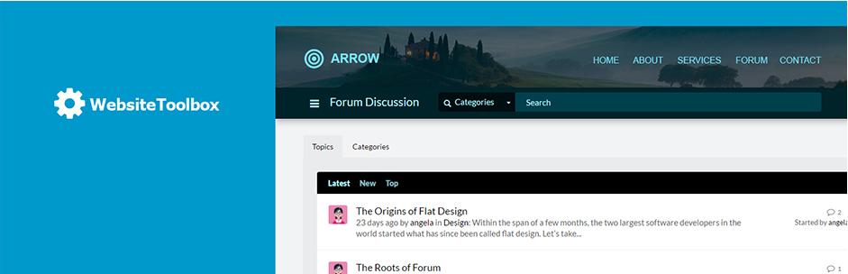 community forum plugin wordpress