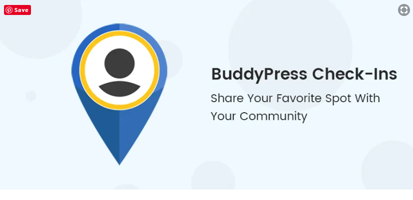 BuddyPress Check-Ins