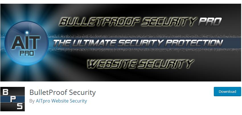 BulletProof Security WordPress plugin