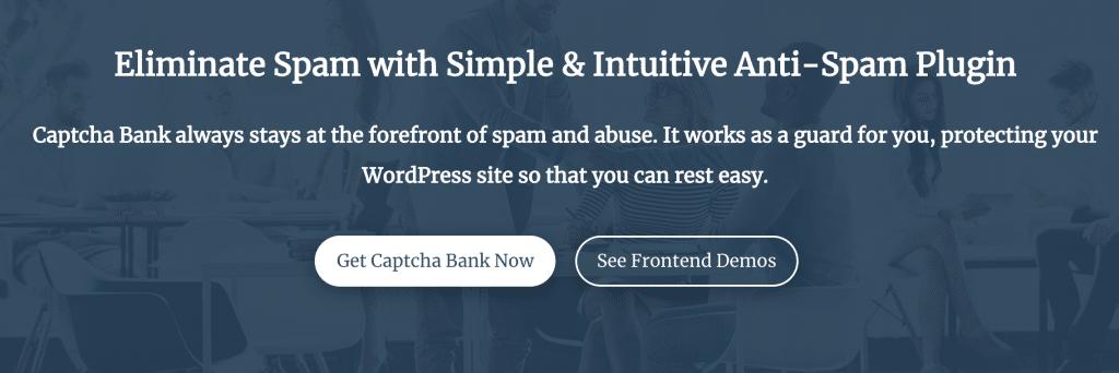 WordPress Anti spam Plugin