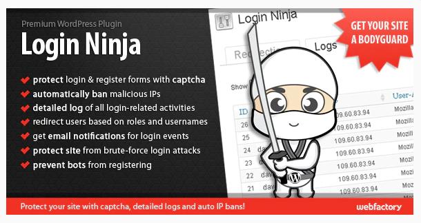 WordPress reCAPTCHA plugin