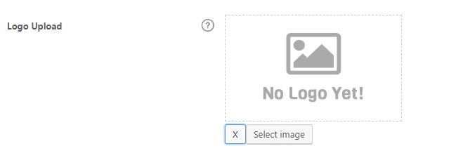 Logo upload, Best WordPress LMS Plugin LearnDash