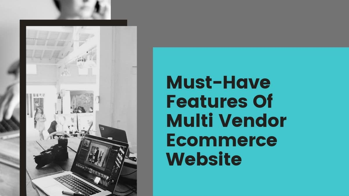 ecommerce multivendor website