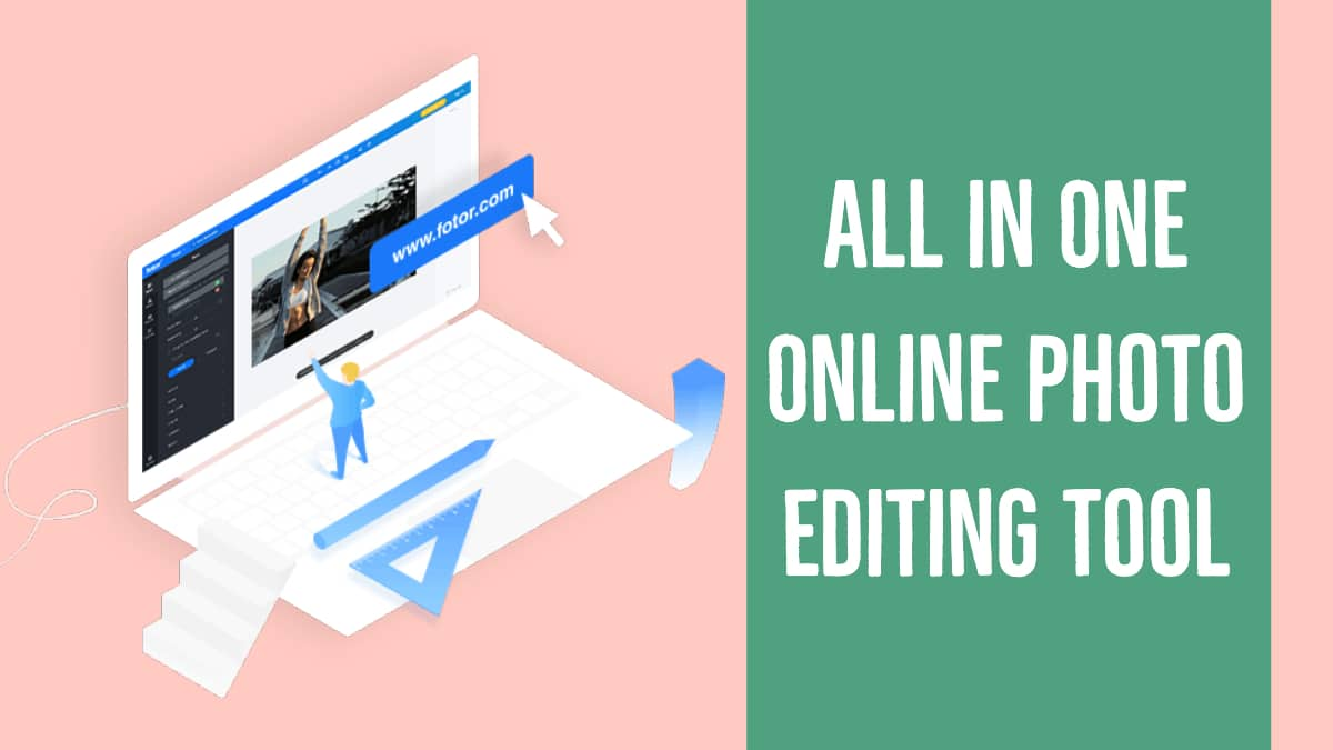 online photo editing tool