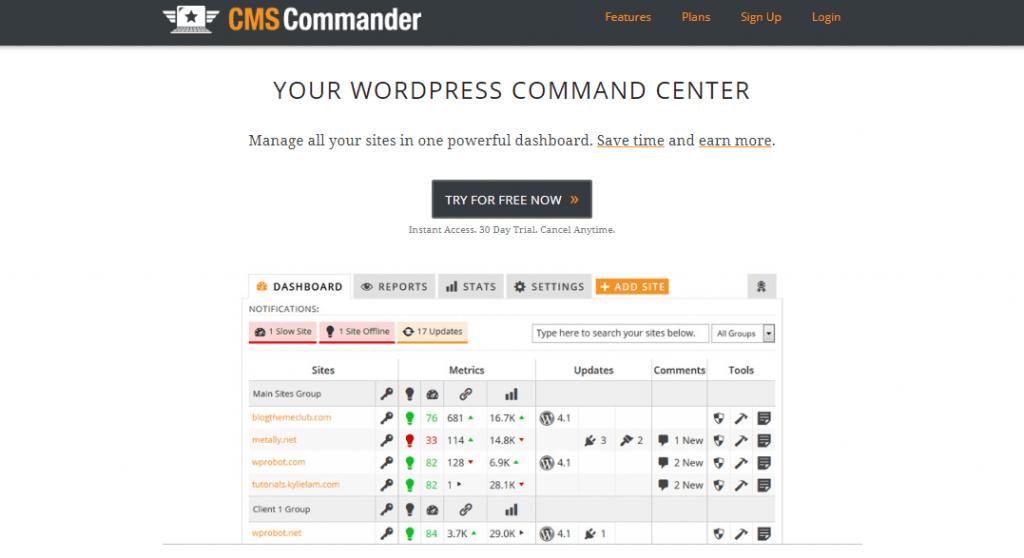 CMS Commander 1024x558 min - Wbcom Designs
