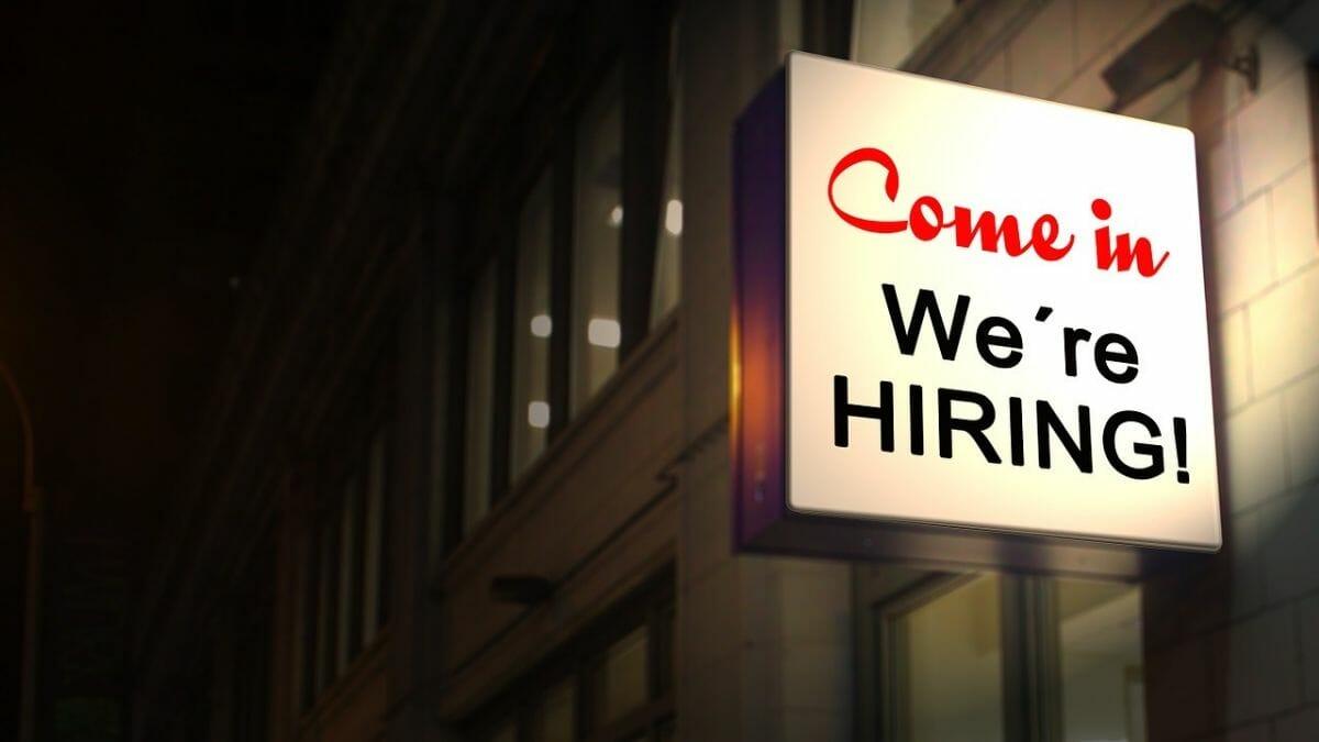 Create Job board website