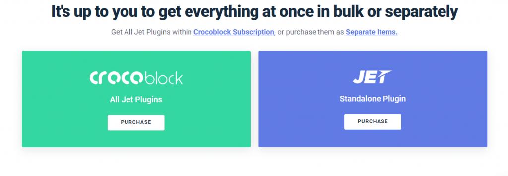 CrocoBlock Elementor Extension, Free and Premium Elementor Addon