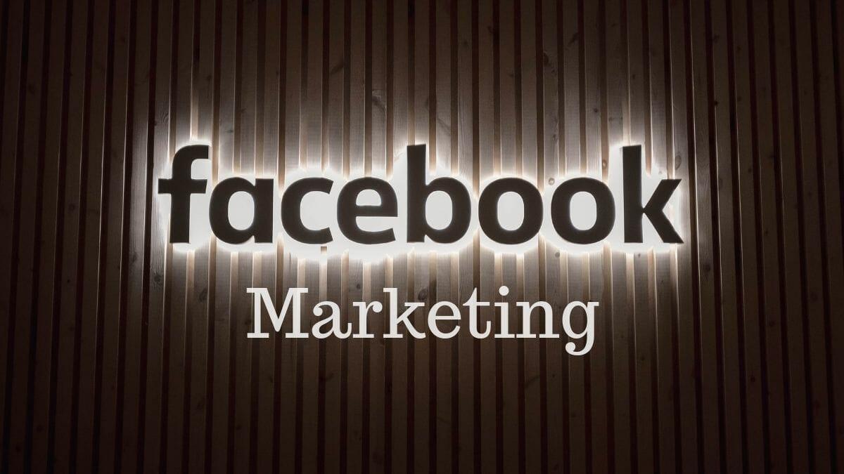 Facebook Marketing WordPress Ecommerce Website