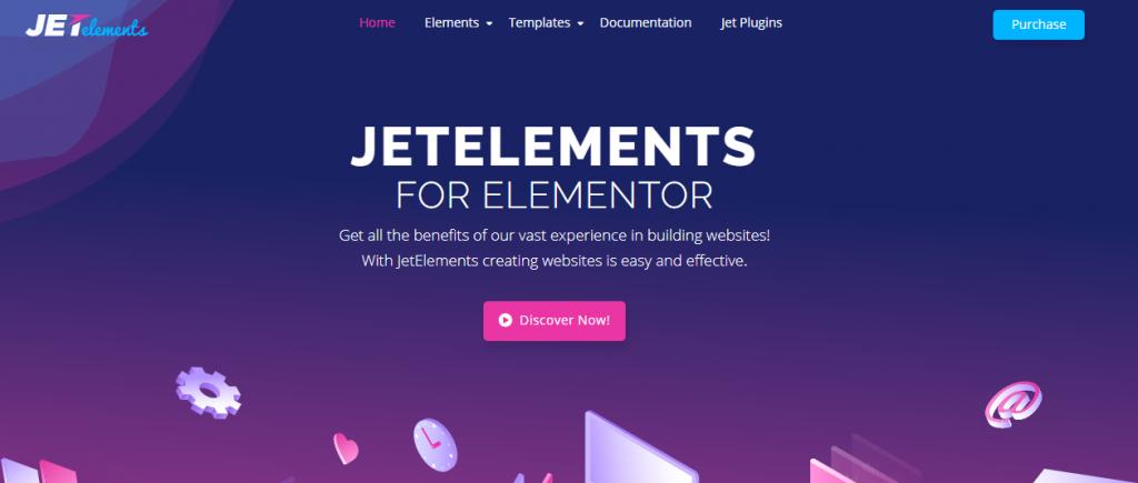JetElements Addon for Elementor