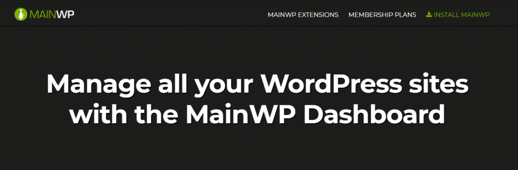 MainWP 1024x337 min - Wbcom Designs