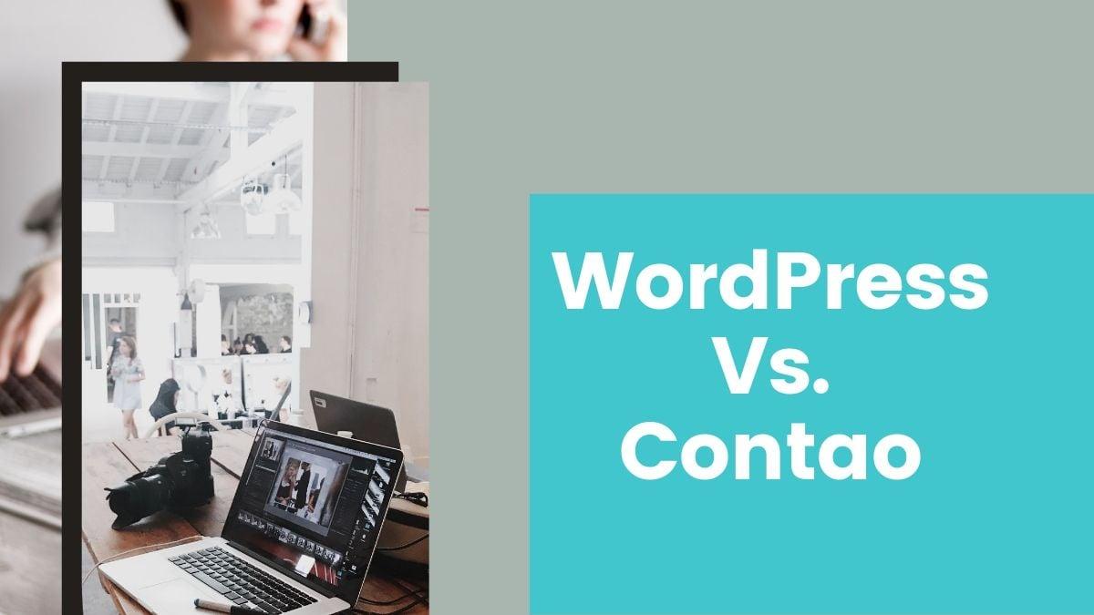 WordPress vs contao