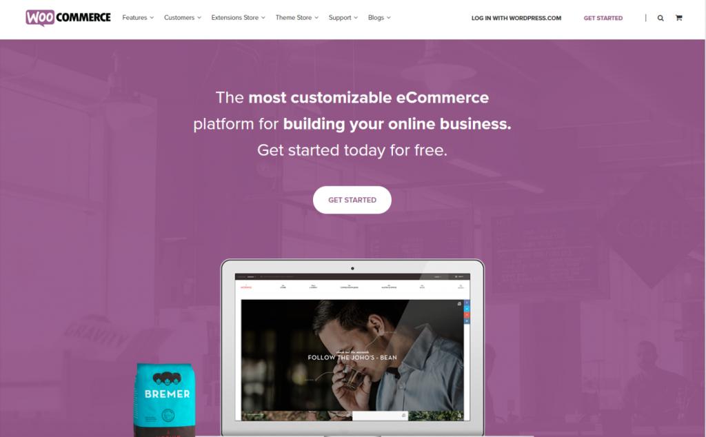 create ecommerce website wordpress