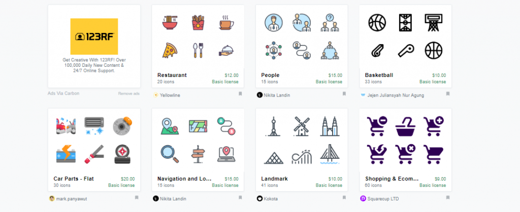 icon finder, Web and Graphic Designing Tools